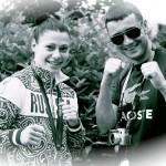 Софья Очигава - капитан сборной России по боксу
