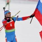 Биатлон, Кубок мира: у Антона Шипулина - золото