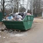 Мусор в Голицыно