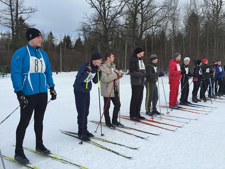 Полиция Одинцово встала на лыжи
