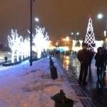 Новый год 2015, Одинцово веселится