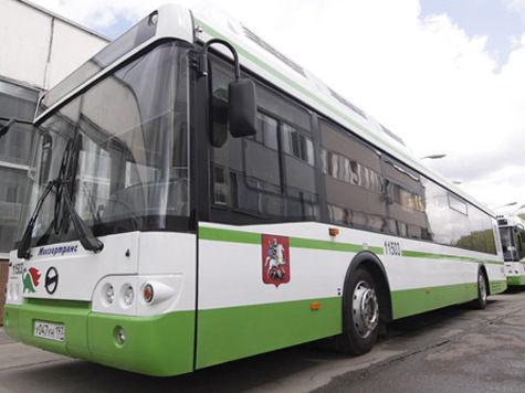 Автобус на Пасху