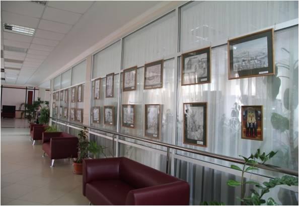 Выставка картин в Каринском