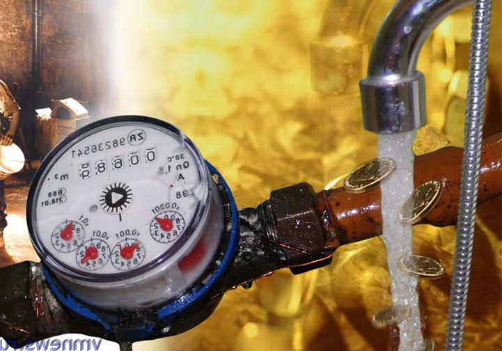 Переплата за воду