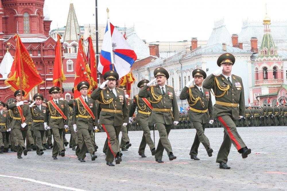 картинки с парада победы 1945 года