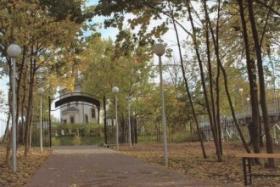 Парк в Звенигороде