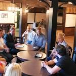 Лыжный спорт в Одинцово: администрация и тренеры за столом переговоров