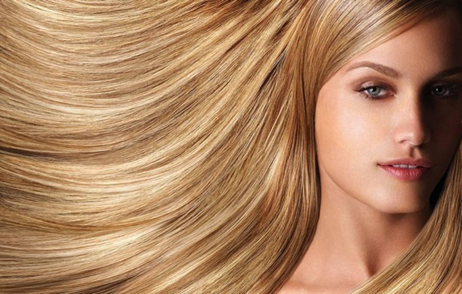 Фото блондинок с красивыми волосами 7 фотография