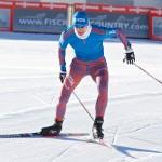 Никита Крюков, лыжные гонки