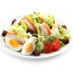 Рецепт салата цезарь, салат цезарь, рецепт
