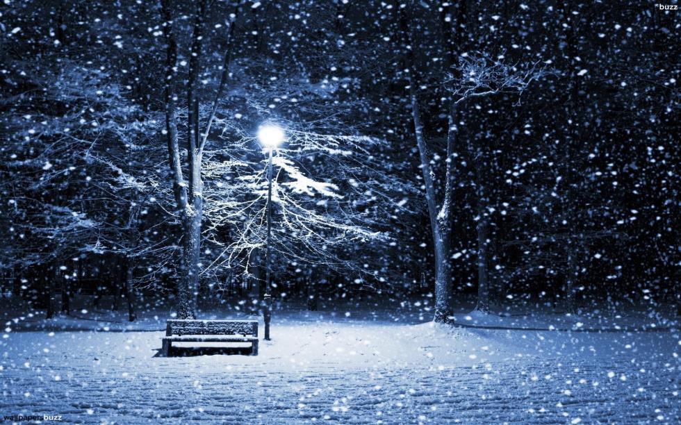 Одинцово, снегопад, метели