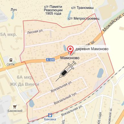 Одинцовские полицейские изъяли наркотические средства