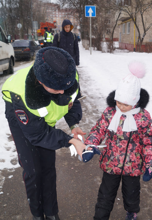 Ребенок, пассажир, пешеход, Одинцово