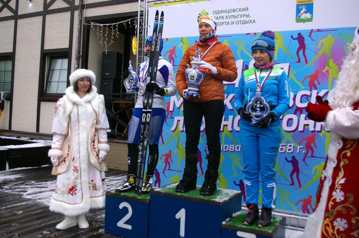 Манжосовская лыжная гонка 2016: фото, видео, протоколы
